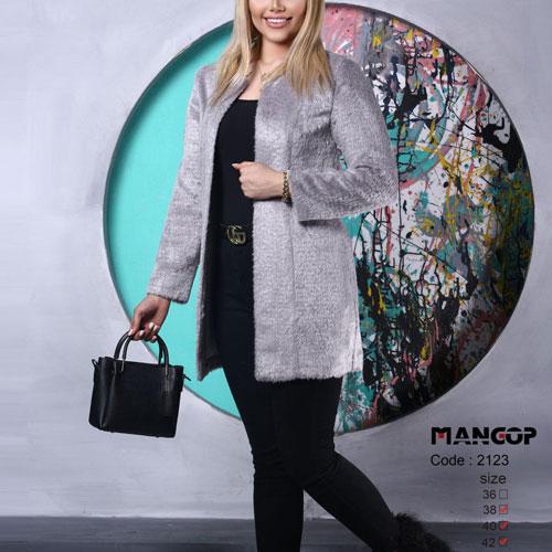 کد کالا 2123 mangop | مانتو عمده مانگوپ